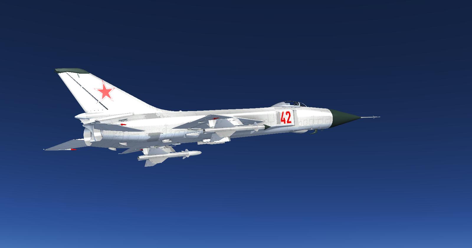 Су-15, внешний вид